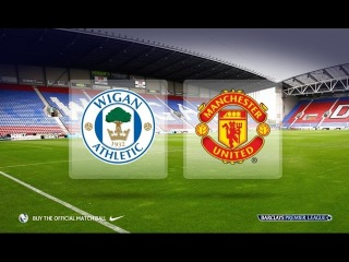 MANCHESTER UNITED vs. WIGAN - Mourinho First Match | LIVE