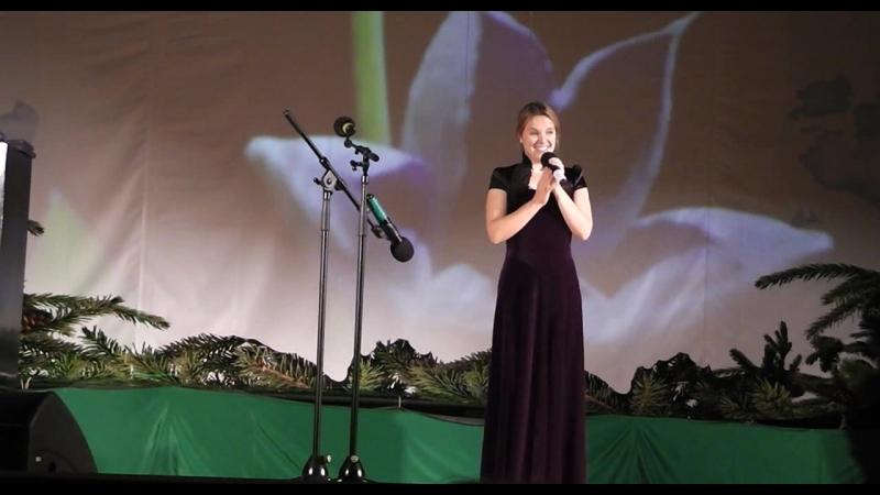 А он мне нравится-из репертуара А.Герман-исп.Ольга Колмакова-Видео с концерта в ДК.Приладожский 29 сентября 2018г.