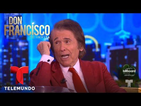 Raphael celebra sus 56 años de carrera | Don Francisco Te Invita | Entretenimiento