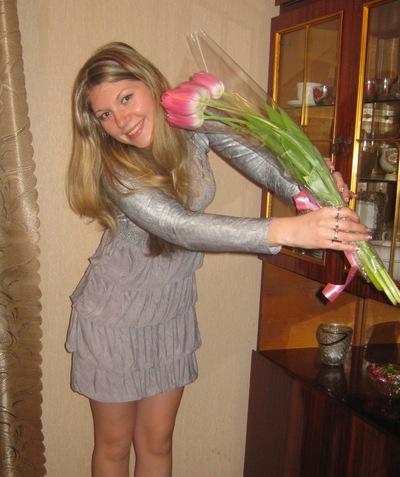Анастасия Зайцева, 24 февраля 1990, Полтава, id9856081