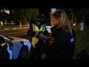 Сотрудниками ДПС после погони задержан водитель в состоянии алкогольного опьянения