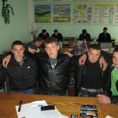 Andrey Rotari, 29 июля 1994, Уфа, id212550408
