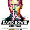 DAVID BOWIE BIRTHDAY  | 24.01 |  Jagger club