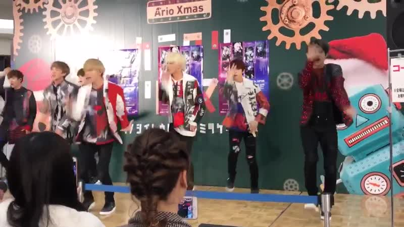Fancam 직캠 LUCENTE 루첸트 Your Difference 뭔가 달라 Simply K Pop 080318