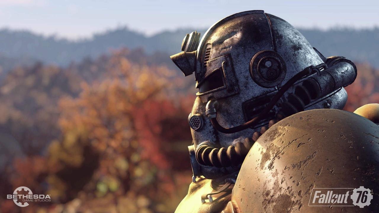Скриншот игры Fallout 76