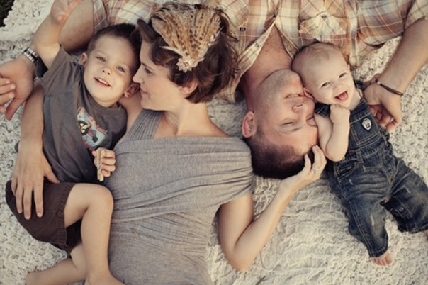 20 photos about that, a family are the best that we have: ↪ And let nobody will be lonely.