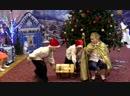 Новогодний утренник в детском садике №8