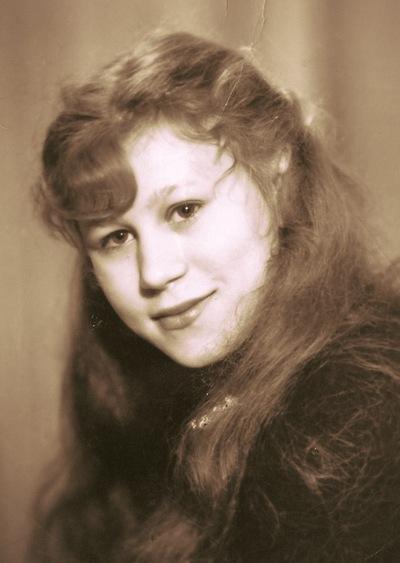 Галия Шазамова, 20 сентября 1964, Москва, id115775599
