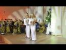 аккордирнистки и латинские танцы на гала ужине в президентской библиотеке.mp4