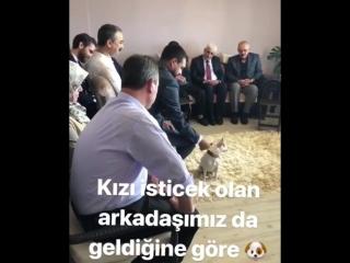 Кадир на обручении MERVE DEMİRCİ и ERSEN AKBAS