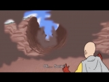 Delirious Animated! (One Punch Man vs H2O Delirious) By DuDuL!