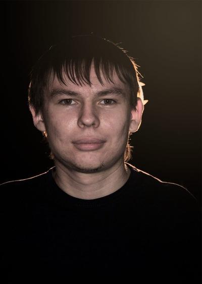 Михаил Притчин, 12 декабря 1989, Курган, id9802207