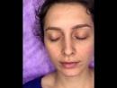 Заживший перманентный макияж бровей 🦋 Мастер София