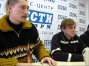 Майдан в Запорожье Заявление А.Патамана и И.Резникова