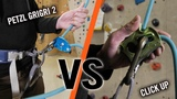 Click Up Vs GriGri - Battle Of The Belay Devices Climbing Daily Ep.1143