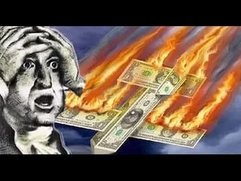 О крахе долларе