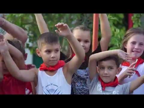 Активисты новооскольского ТОС №10 проводили лето праздничной программой Вместе веселее
