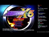 Mega Man X5 PSX (Xtreme Difficulty) - Live-stream by Kain