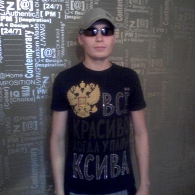Владимир Антропов, 29 октября 1989, Лесосибирск, id170104581
