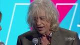 Keith Urban &amp Bob Geldof - Song Of The Year - ARIA Awards Australia 2018