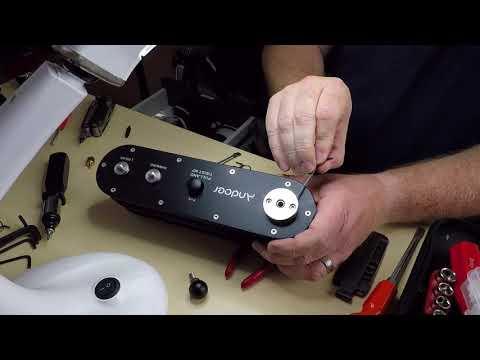 Andoer GT V70 Slider slack belt repair tear down