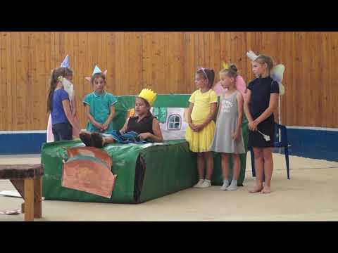 Лето 2019 Конкурс В гостях у сказки Маленькое королевство Бена и Холли