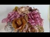 Розы в греческом стиле. Урок 1 - Лепестки / Greek style roses. Lesson 1 - Petals