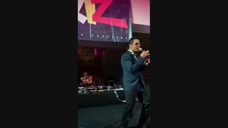 Don Kikas concert at iKIZ festival