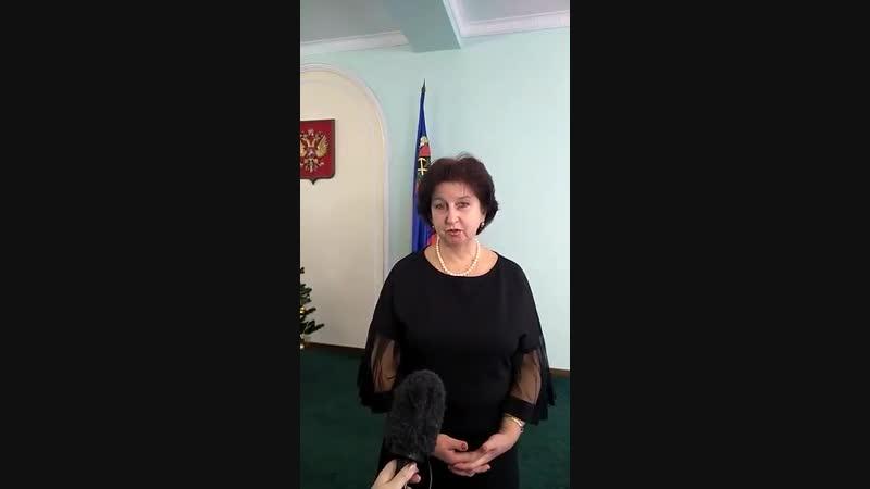 Интервью с начальником отдела по охране окружающей среды Администрации г.Кемерово, Галиной Лобзановой