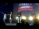Une nuit à Makala 2013 _ Gangnam Style - Adil Rami, Karima et Hedia Charni, Booder
