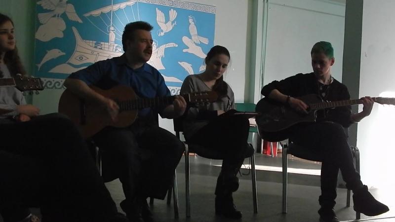 Посиделки 13 апреля 2018 г. Ботик