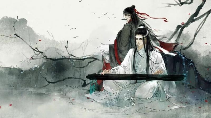 Mo Dao Zu Shi - Мелодия (флейта и гуцинь)