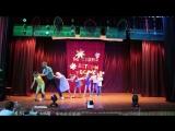 Сказка-танец от хореографа Сергея Николаевича