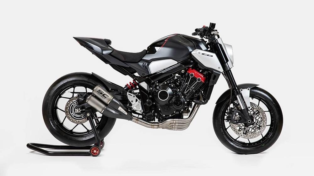 Концепт Honda Neo Sports