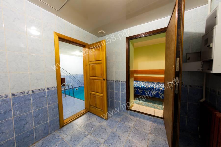 Сауна Виктория в Пензе, описание, фотографии, цены.