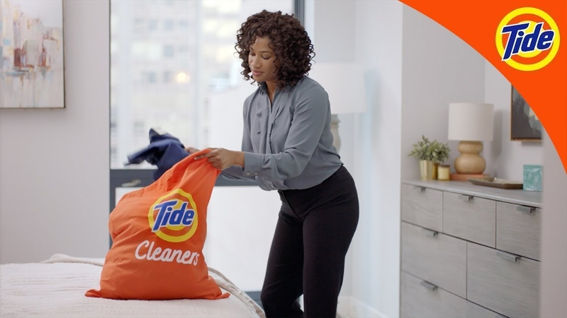 Tide | Introducing Tide Cleaners