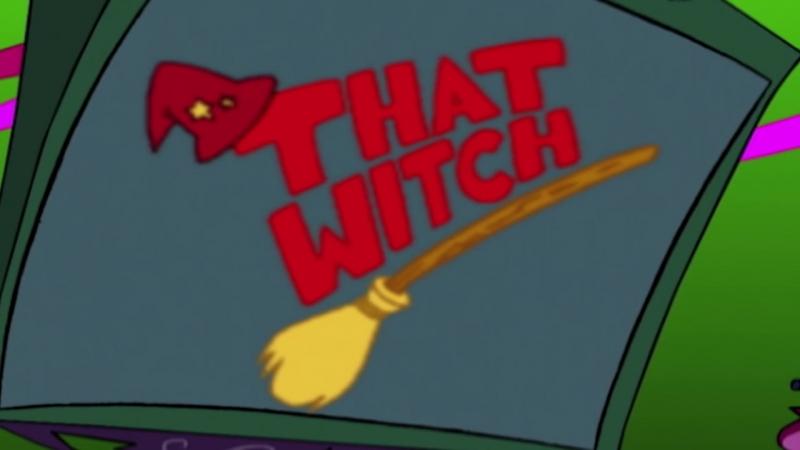 Сабрина маленькая ведьма 19-ая серия rus HD