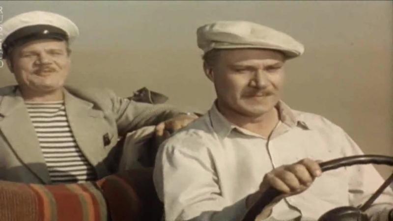 «Иван Бровкин на целине» (1958) - комедия, реж. Иван Лукинский