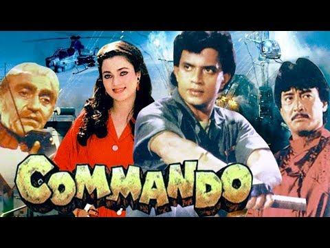 Митхун Чакраборти индийский фильм Коммандос Commando 1988г