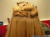 Холодное ленточное наращивание Hair Talk изобретено практичными немцами в компании ARCOS.