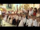 28.08.18 р. ПЕРШЕ ПРИЧАСТЯ Балинцівська ЗОШ