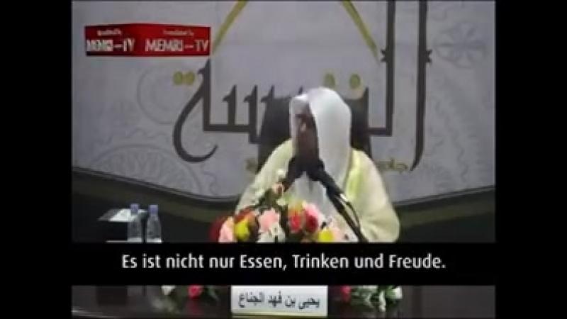 Amir Arabpour - Die Paradiesvorstellung des Islams! Die...