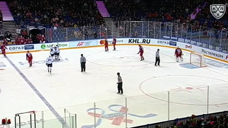 Гол 0:1 Баранцев Денис