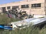 КТК: В ДТП под Астаной погибли 16 человек