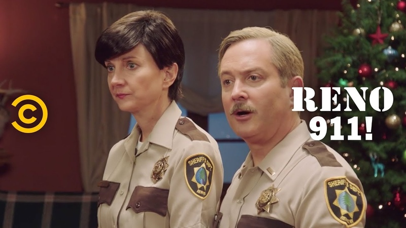 RENO 911's Holiday Survival PSA - Family Feuds