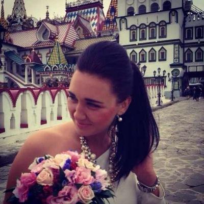 Виктория Понизова, 13 августа 1990, Москва, id5248325