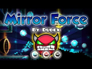 Geometry Dash - Mirror Force 100% By Oleg194185 (ALL COINS)