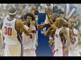 NBA 2004 Detroit Pistons vs Indiana Pacers Game 6