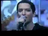 Alpinestars feat. Brian Molko - Carbon Kid (live) on VIVA TV
