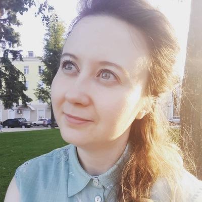 Катерина Сверчкова